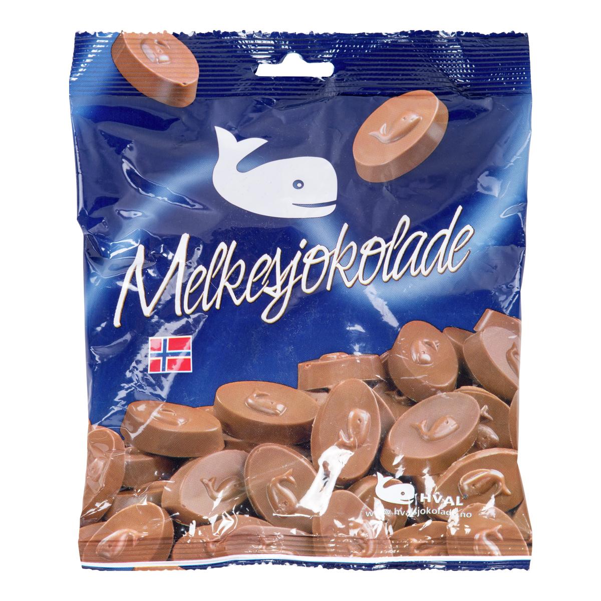 Hval melkesjokolade-SJO937