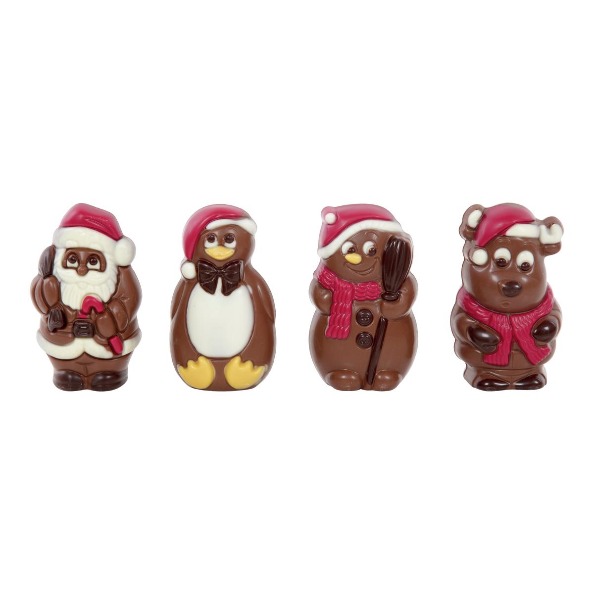 Sjokoladefigurer
