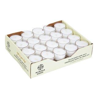 Mimosa Värmeljus 40-pack
