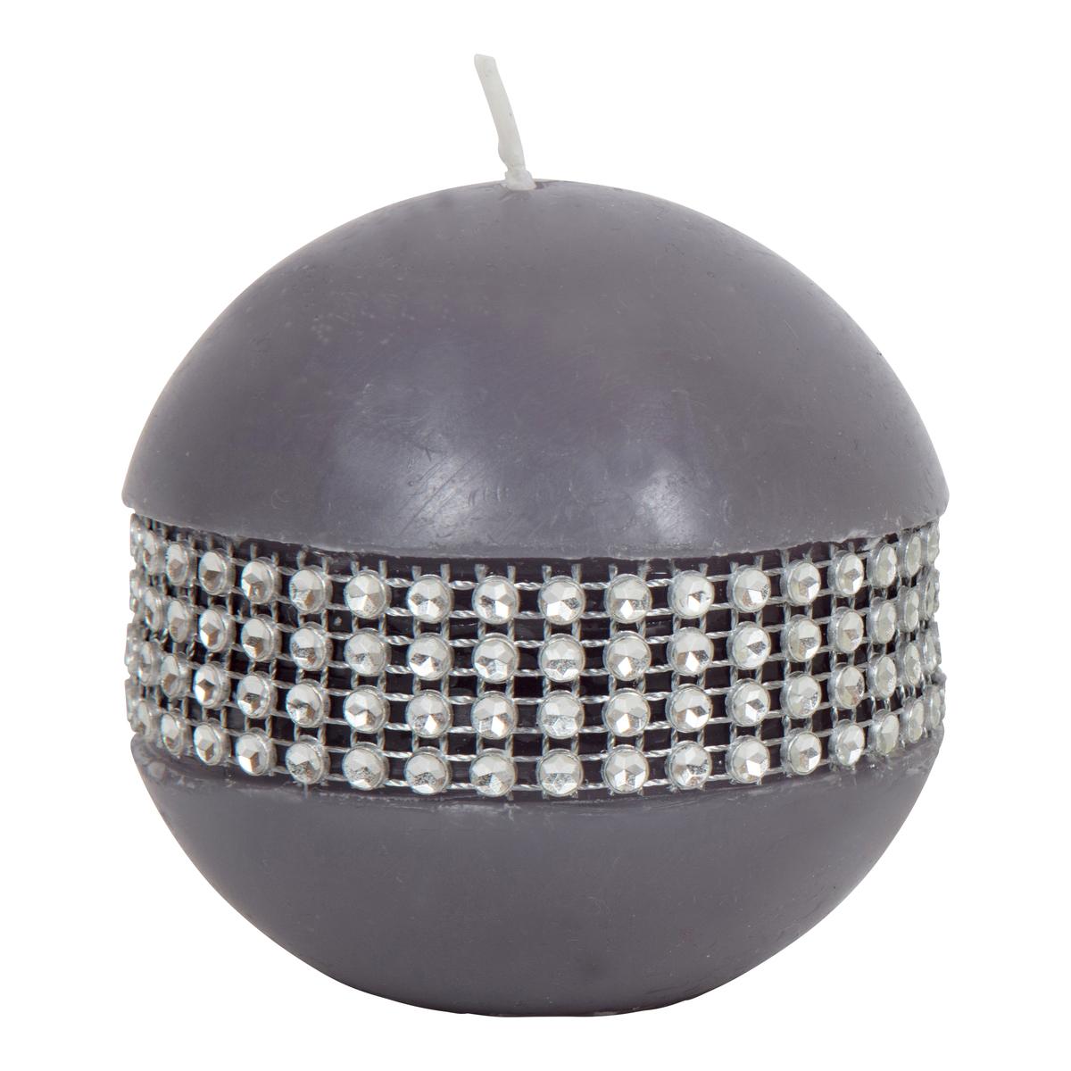 Kulelys med diamant dekor-STE4102