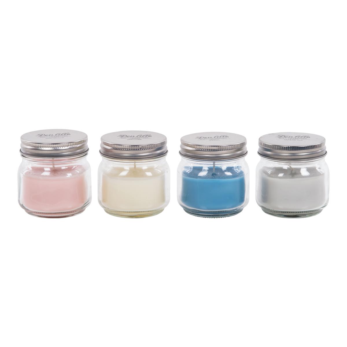 Duftlys i glass-STE4200