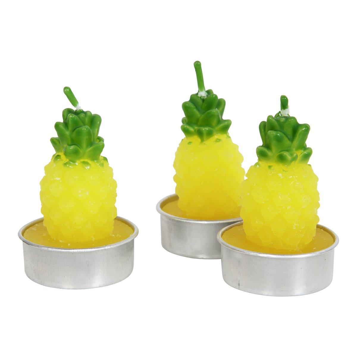 Figurlys ananas 3pk-STE5244