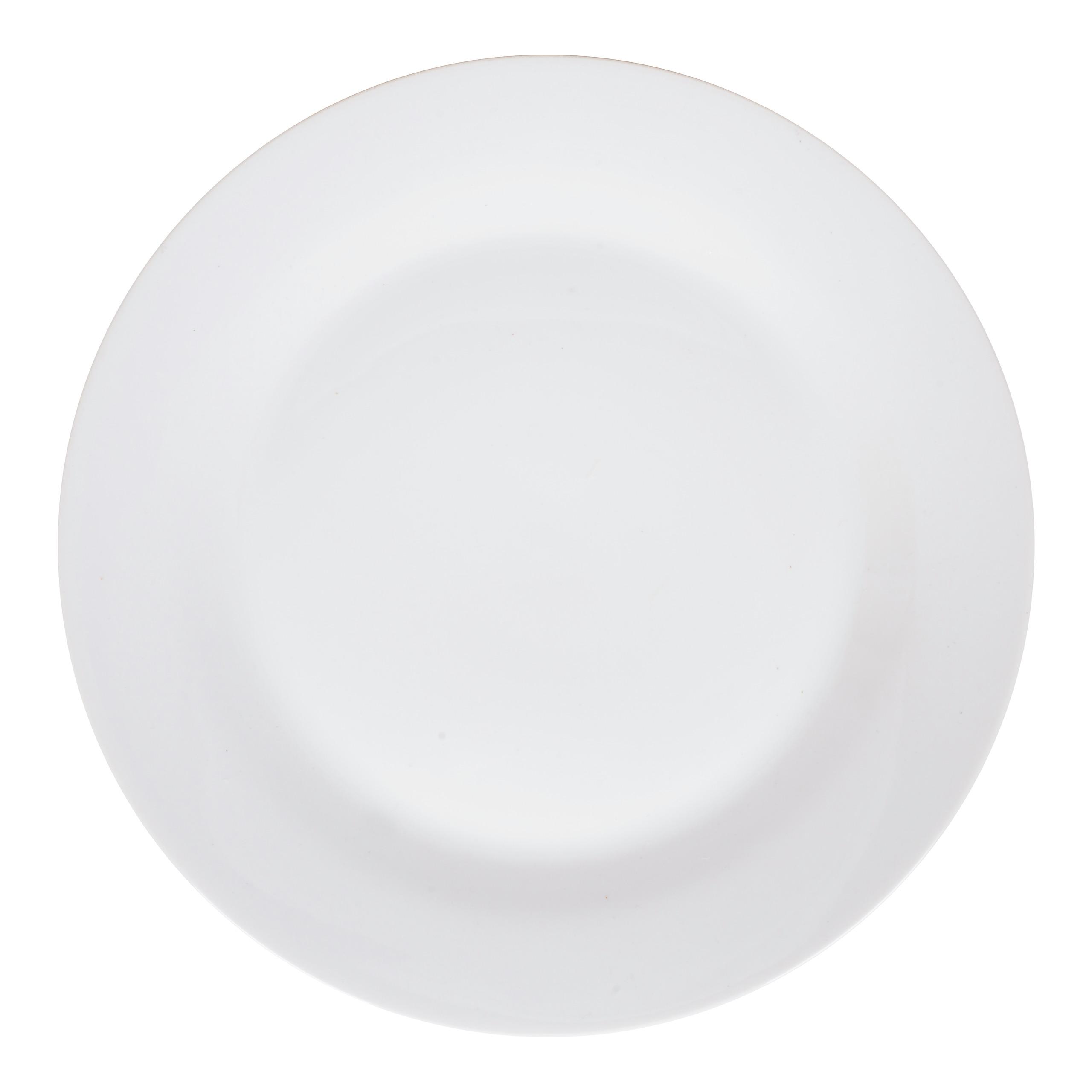 WHITE TALLERKEN Ø27CM-TAL105