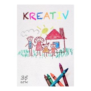 barn, lek, måla, rita, färg, penna