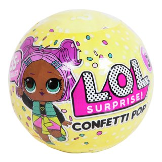 L.O.L. Surprise confetti pop-TOY2077