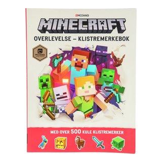 Minecraft aktivitetsbok-TOY2079