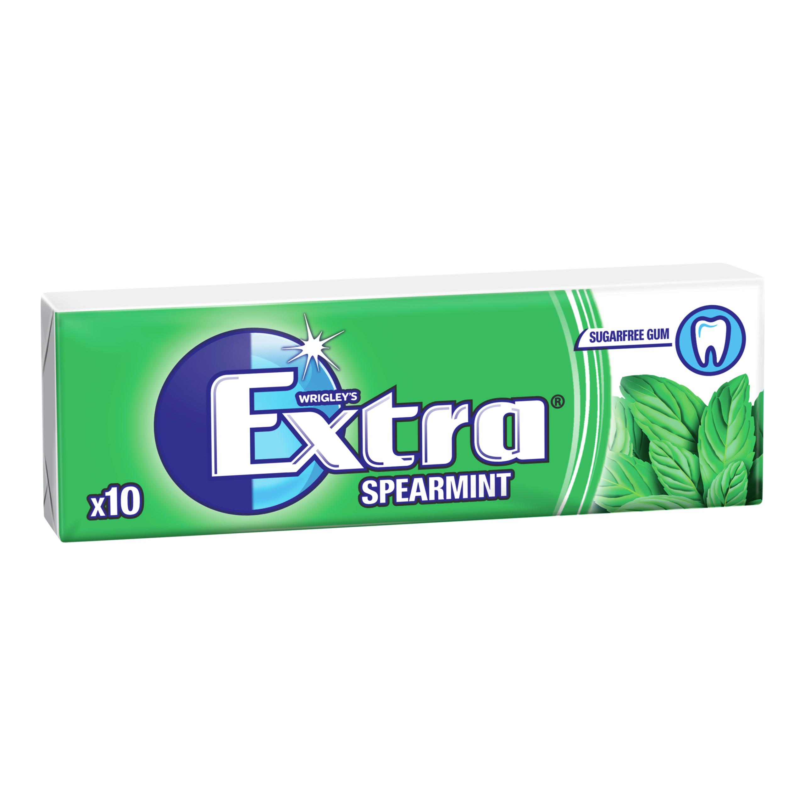 EXTRA SPEARMINT 14G-TYG512