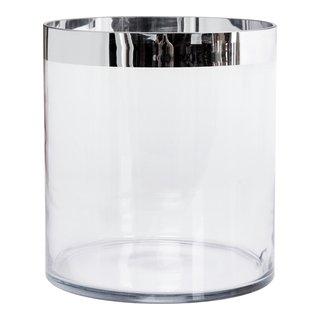 LIVORNO GLASSVASE H22/Ø20CM-VAS1008